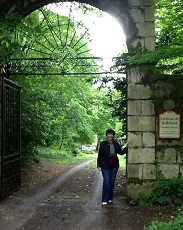 Château Bellefond Main Gateway